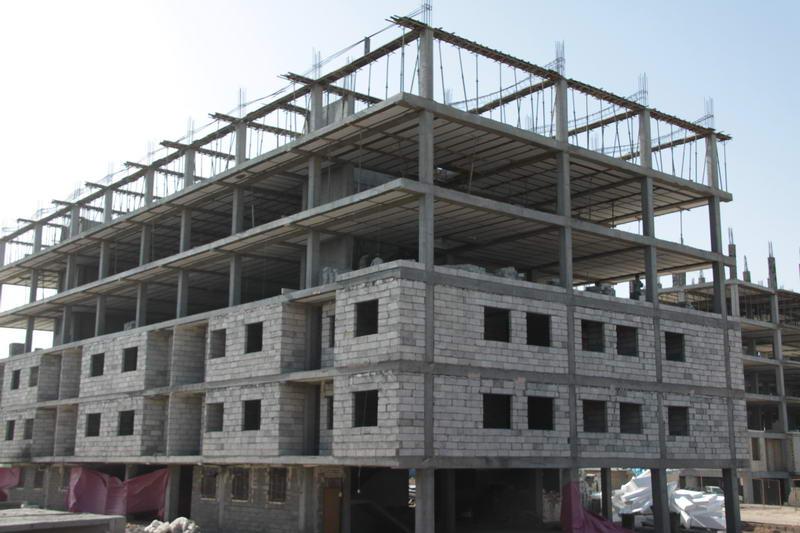 اجرای اسکلت فلزی و بتنی در مازندران