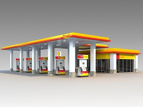 فروش جایگاه پمپ بنزین