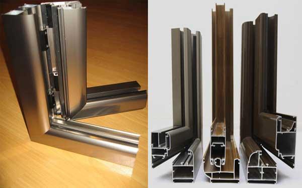 تولید پنجره اختصاصی آلومنیوم