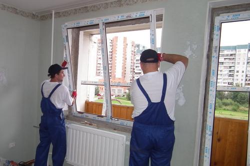 نصاب درب و پنجره upvc