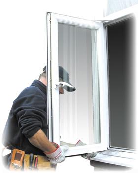 نصب کننده درب و پنجره upvc