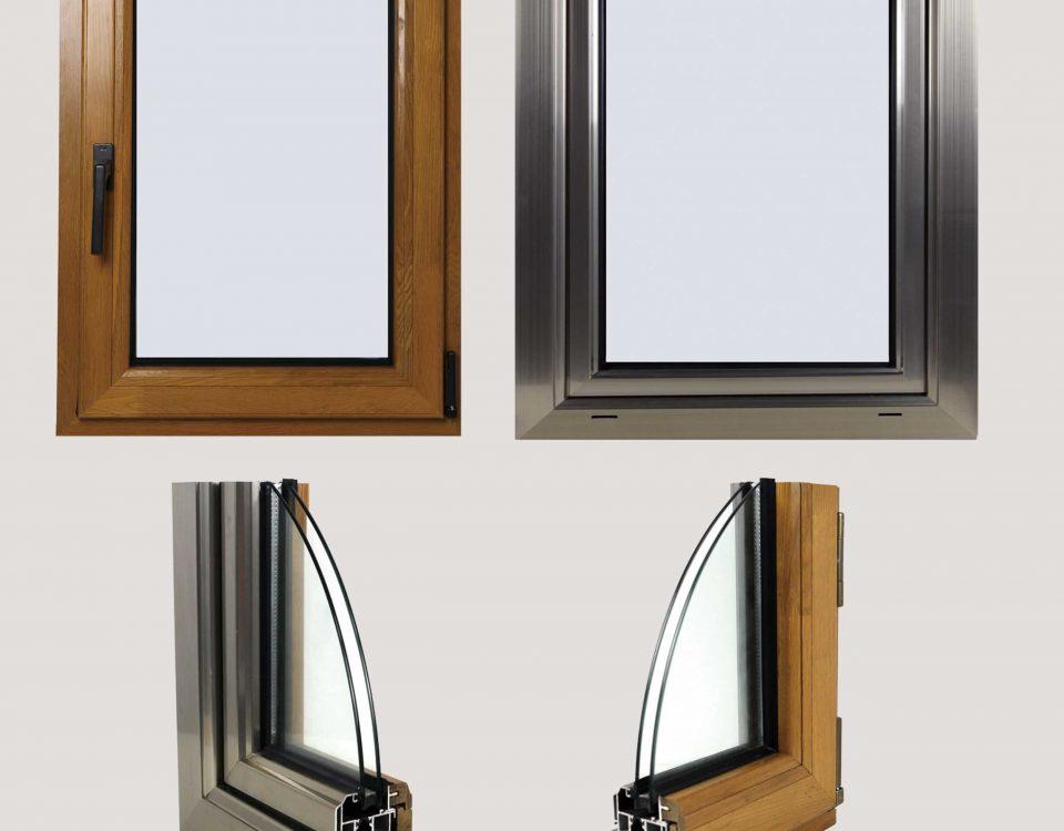 پنجره دو جداره ترمال بریک