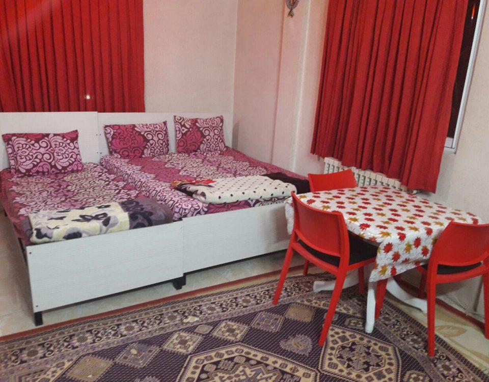 رزرو هتل در آبگرم لاریجان | 5 نفره شیک eagh109