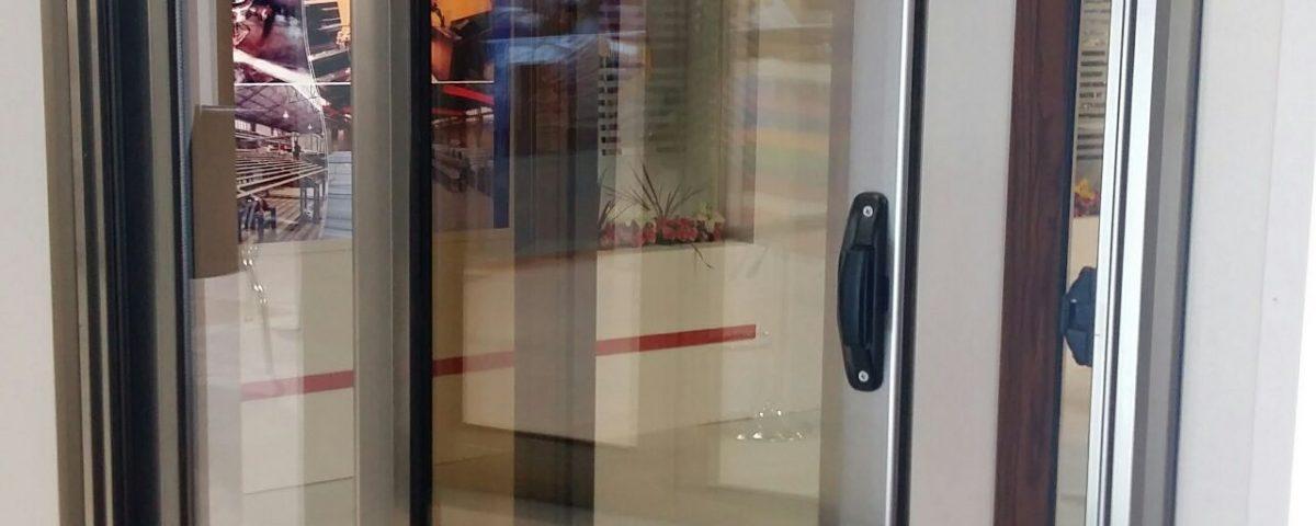 درب پنجره آلومنیومی