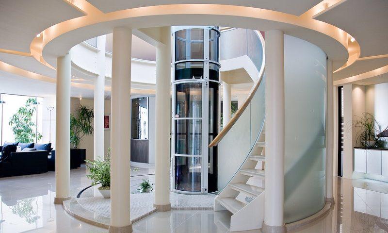 طراحی نصب راه اندازی آسانسور هیدولیک