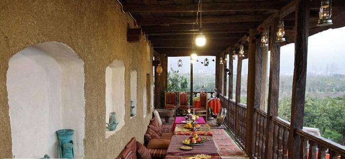 بوم گردی در آمل مازندران